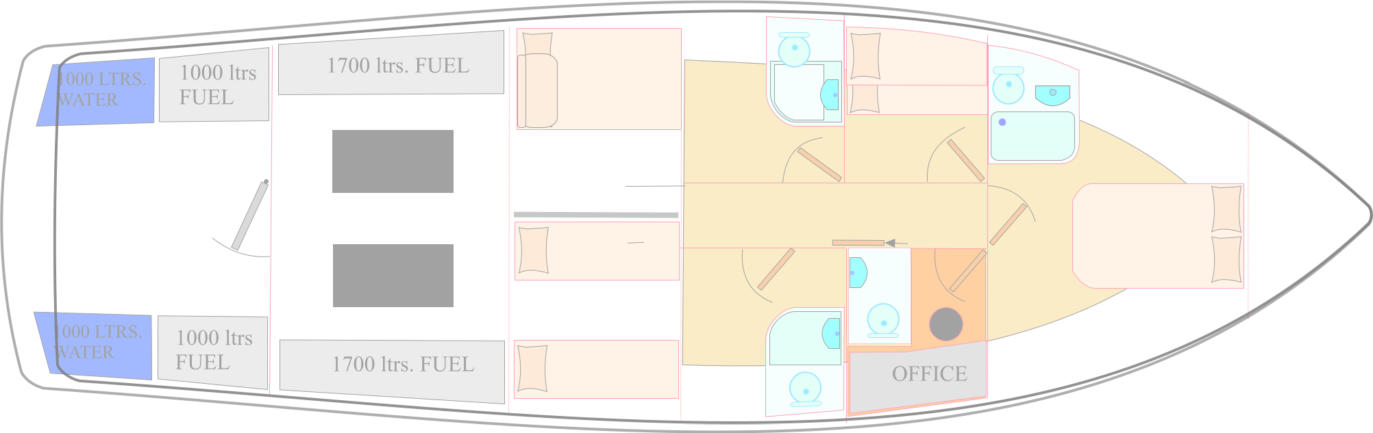 lower deck layout 1